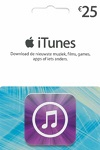 Apple iTunes, App Store €25 Gift Card NETHERLANDS