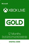 Xbox Live 12 month GOLD Subscription Latin America