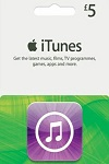 Apple iTunes,App Store £5 Gift Card UK
