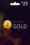 Razer Gold $25 PC Worldwide