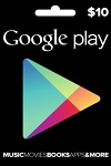 Google Play $10 Gift Card USA