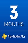 Sony Playstation Plus 3 Month Subscription Australia