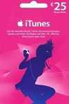 Apple iTunes, App Store €25 Gift Card SPAIN