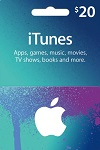 Apple iTunes, App Store $20 Gift Card AUSTRALIA