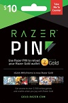 Razer Gold $10 PC Worldwide