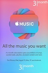 Apple Music 3 month subscription U.S.