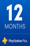 Sony Playstation Plus 12 Month Subscription Australia