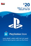 Playstation Network Live Card $20 Oman