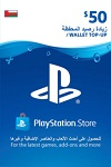 Playstation Network Live Card $50 Oman