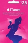 Apple iTunes,App Store €25 Gift Card SPAIN