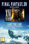 Final Fantasy XIV 60 Day Prepaid Card EUROPE