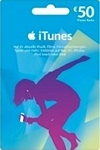 Apple iTunes,App Store €50 Gift Card GERMANY